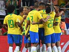 फुटबॉल वर्ल्ड कप : अंतिम ग्रुप मुकाबले में ब्राजील ने सर्बिया को 2-0 से हराया