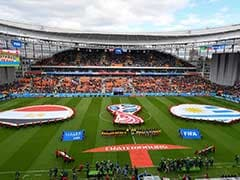 FIFA Probes Empty Seats At World Cup Match In Ekaterinburg Arena