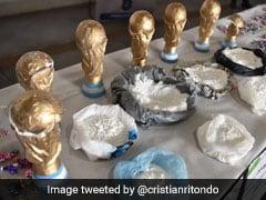 Fake World Cup Trophies Used To Smuggle Cocaine, Marijuana