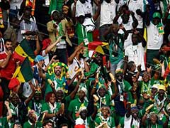 Senegal Fans Celebrate Win Over Poland By Cleaning Stands. Twitter In Awe
