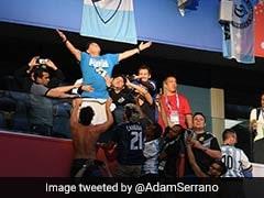 विश्व कप 2018: अर्जेंटीना के सांस रोक देने वाले मैच में माराडोना ने मनाया ऐसा जश्न, अस्पताल में हुए भर्ती