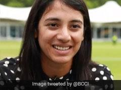 भारत की महिला क्रिकेटर स्मृति मंधाना ने श्रीलंका के इस दिग्गज खिलाड़ी को बताया अपना आदर्श...