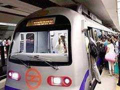 Services Affected On Delhi Metro's Violet Line Section