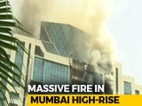 Video : Fire On Top Floor Of Mumbai High-Rise, Deepika Padukone Among Residents