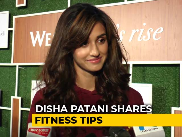 Fitness Tips From Disha Patani