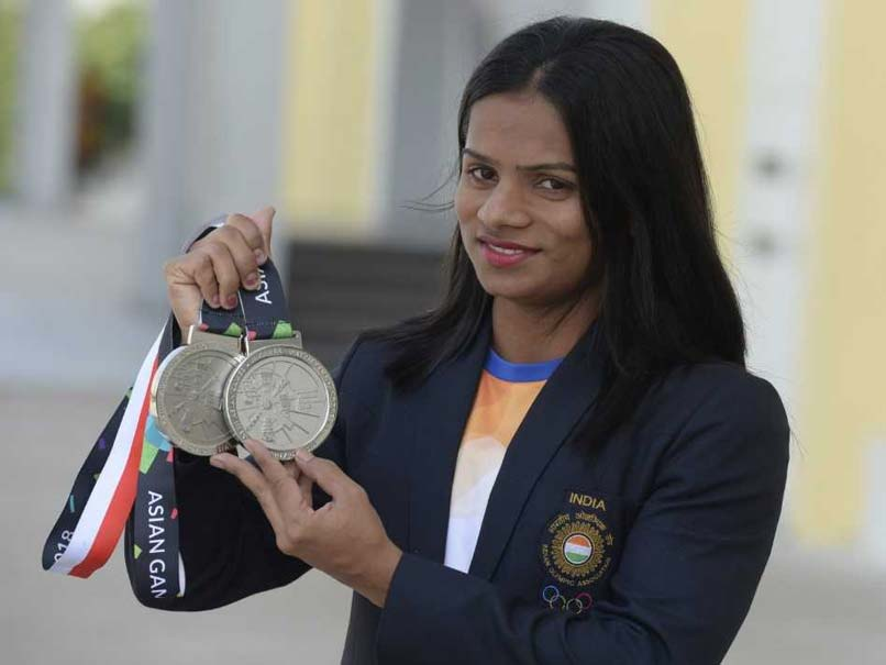 Two Asian Games Silvers Biggest Thing In My Life, Says Dutee Chand