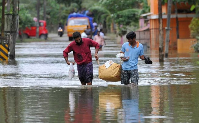 EU Gives 190,000 Euros To Indian Red Cross For Kerala Flood Relief