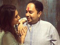 ICYMI: <i>Ishqbaaz</i> Actress Additi Gupta Is Engaged To Kabir Chopra. Pics Here