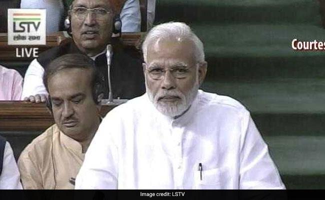 No-Confidence Motion Highlights: PM Modi Government Wins No-Trust Vote After 12-Hour Marathon Debate