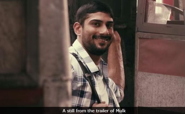 Prateik Babbar 'Took Inspiration From His Past' For Mulk