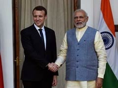 COVID-19 Crisis Turning Point In History: PM Modi Tells French President On Call