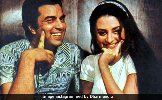 Happy Birthday, Saira Banu. 2 Throwback Pics From Dharmendra On Your Special Day