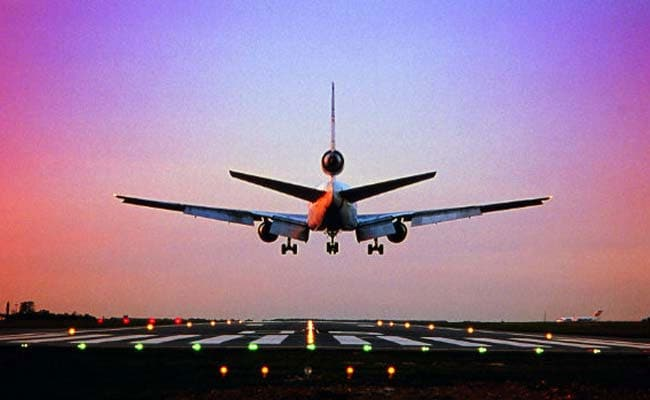 Sri Lankan Plane With 240 On Board Hits Runway Light At Cochin