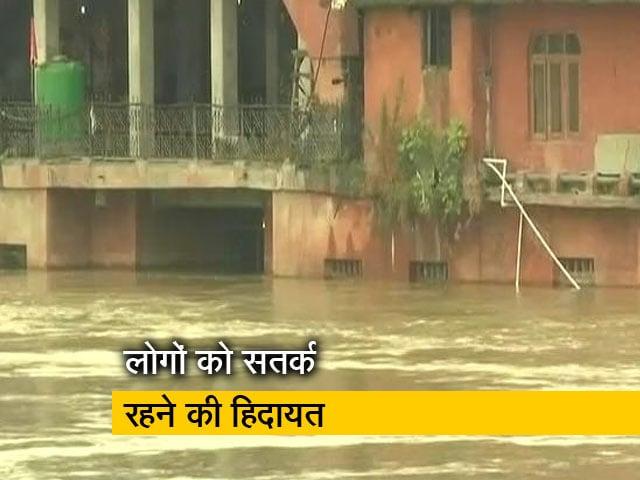 Videos : जम्मू-कश्मीर के कई इलाकों में बाढ़ का अलर्ट जारी