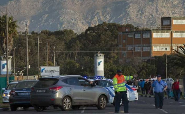 Blast At South African Ammunitions Plant Kills 8: Official