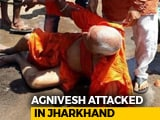 "Video : ""Only God Saved Me"": Swami Agnivesh To NDTV On Mob Attack In Jharkhand"