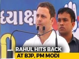 Video : Rahul Gandhi's Tweet Comeback For BJP In Muslim Remark Row