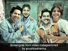 <I>Sui Dhaaga</I>: Varun Dhawan And Anushka Sharma Remind Fans Of Trailer Release Date In Latest Video