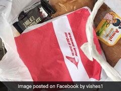 Mumbai Man Collects, Donates Uneaten Plane Food. Thumbs Up From Facebook