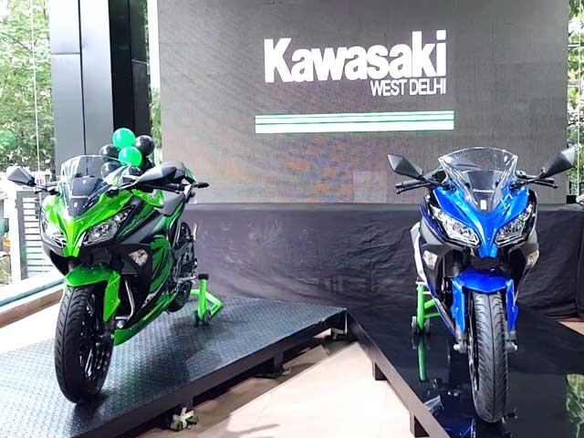 2018 Kawasaki Ninja 300 ABS Walk Around