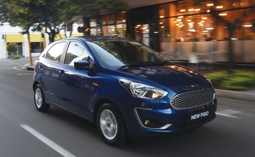 8fd83a8a0df 2018 Ford Figo Facelift Revealed On The Company s South African Website