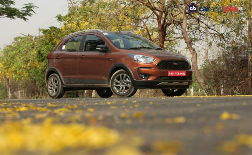 Along with the 1.2 petrol, Ford also offer a  a 1.5-litre diesel engine on the Freestyle