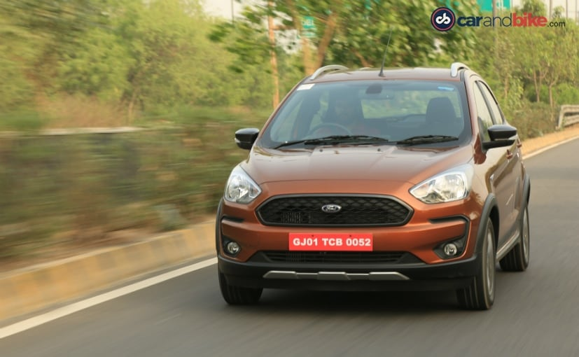 Ford India Domestic Sales Up By 15 In December 2018 Ndtv Carandbike