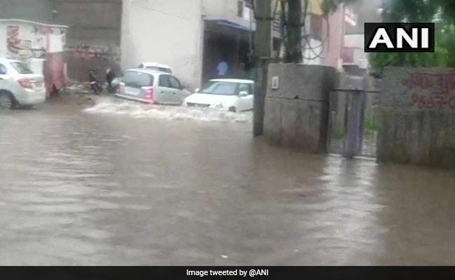 Severe Waterlogging, Traffic Jams In Gurgaon: Live Updates