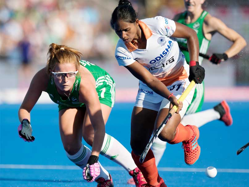 Women's Hockey World Cup: Indian Women Lose To Ireland In Quarter-Finals Via Shoot Off