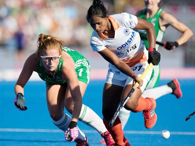 Womens Hockey World Cup: Indian Women Lose To Ireland In Quarter-Finals Via Shoot Off