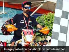Lost In Desert, Motorcycle Racer From Kerala Dies Of Thirst In Rajasthan