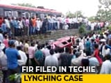 Video : FIR On Karnataka Techie's Killing Says Mob Targetted Cops Too