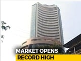 Video: Sensex Above 37,800, Nifty Hits 11,400 For First Time Ever