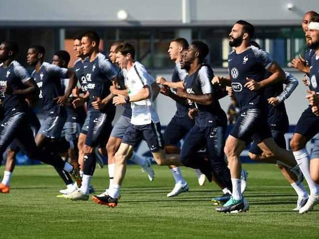 World Cup 2018: France Vow To Up The Ante As Rivals Flounder