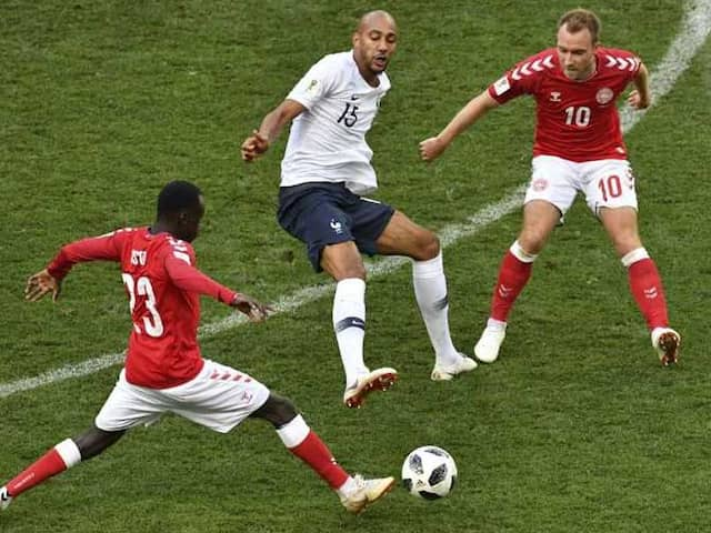 World Cup 2018, France vs Denmark Highlights: France, Denmark Through To Last 16 After Goalless Draw