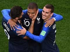 World Cup 2018: Kylian Mbappe Makes History As France Battle Into Last 16