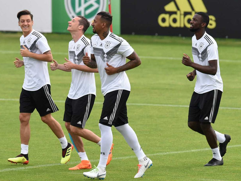 Germany follow trend of poor starts for World Cup champions