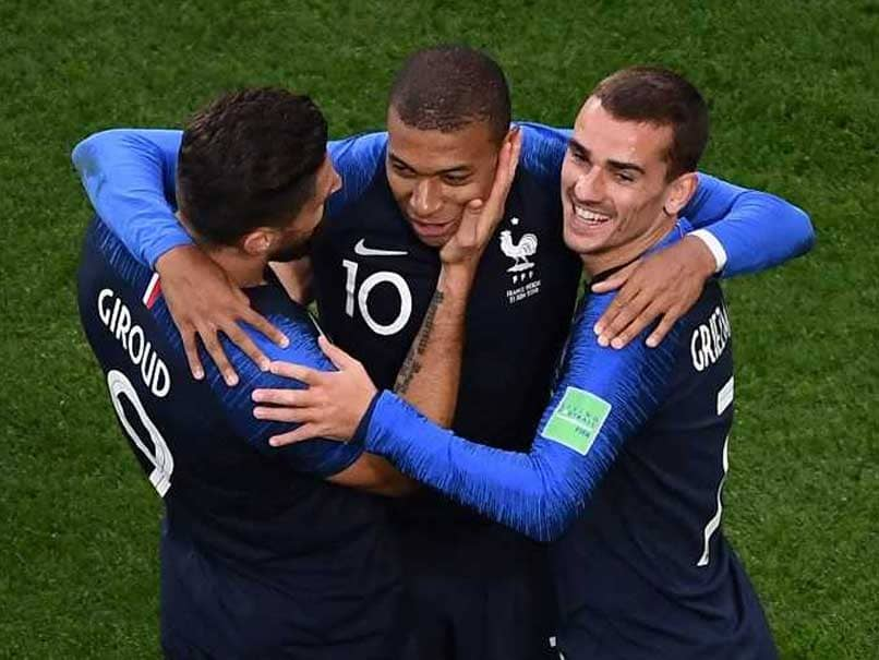 World Cup 2018: Frances Road To Final