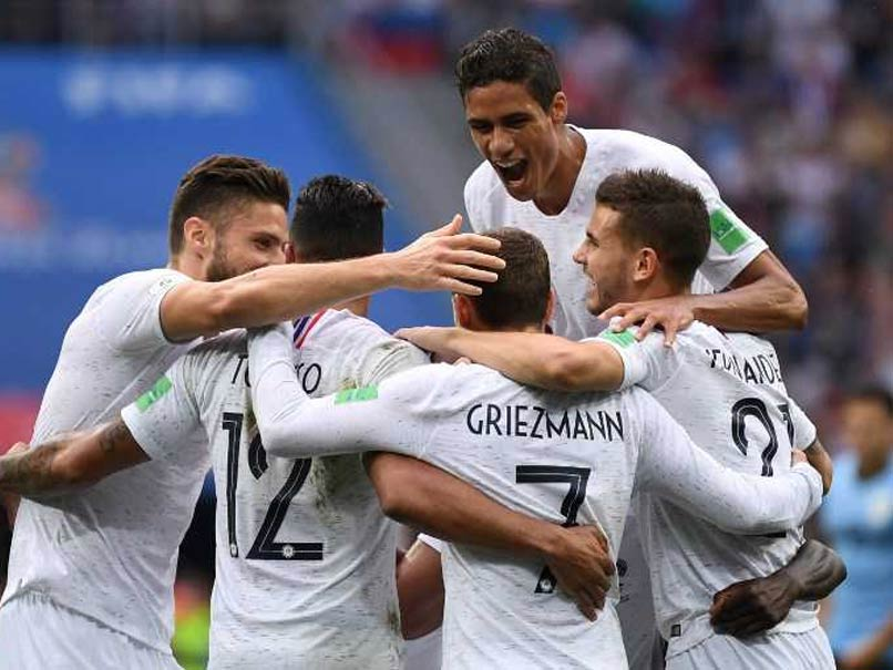 World Cup 2018, Uruguay vs France Highlights: Raphael Varane, Antoine Griezmann Help France Beat Uruguay 2-0, Enter Semis