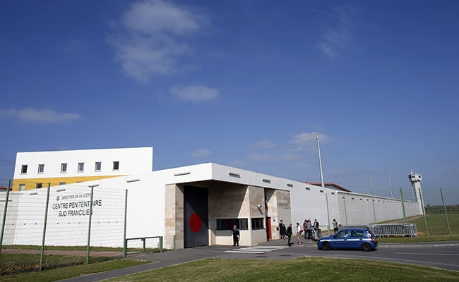 Sud-Francilien prison outside Paris when Redoine Faid had escaped in 2013