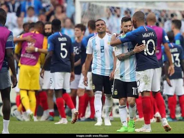 World Cup 2018: Lionel Messis Argentina Out As Kylian Mbappe Brace Puts France In Quarters