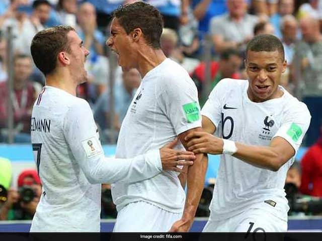 FRA vs URU: France vs Uruguay quarterfinal match, fifa world cup