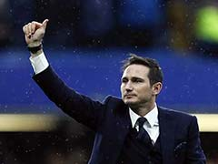 Frank Lampard Looks Forward To Jose Mourinho League Cup Clash