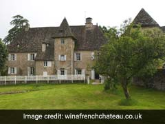French Chateau Worth 1.7 Million Euros Up For Grabs For Just 11 Euros