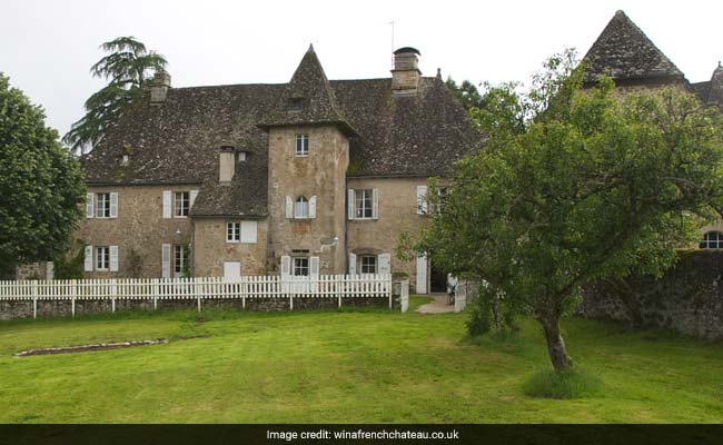 French chateau worth 1 7 million euros up for grabs for just 11 euros