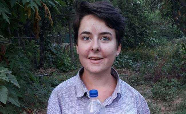 दो सप्ताह से लापता फ्रांसीसी युवती अलवर के पास एक गांव में मिली