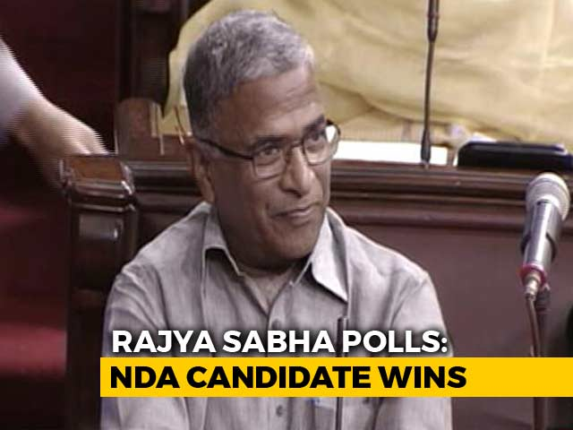 Video : Government Scores Easy Win Over Opposition In Rajya Sabha Test