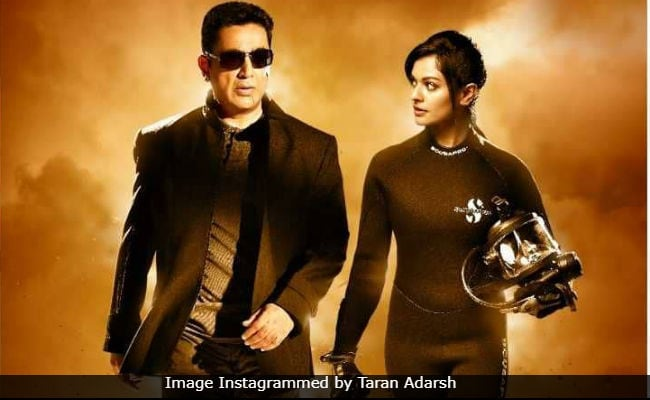 Kamal Haasan's Vishwaroopam 2 Co-Star Pooja Shares What She Learnt From Him