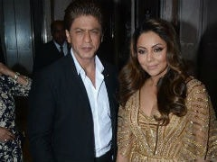 Shah Rukh Khan's Comment On Gauri's Magazine Cover Is A Winner
