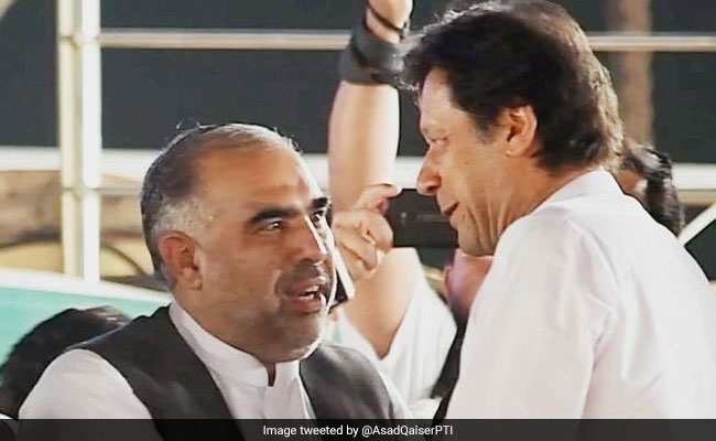 Pakistan's Newly-Formed Parliament Elects Imran Khan's Ally As Speaker